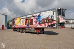 Netam semi-trailer VPR 12-24 | CAMPER / MOBIELE WONING * INCL INTERIEUR