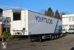 Semi remorque frigo Chereau Carrier Vector 1850Mt /Strom/Bi-Temp/Liftachse