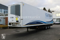Schmitz Cargobull TK SLX Spectrum/Strom/Liftachse/DS 2,7m semi-trailer used insulated