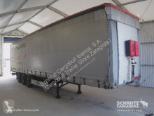 Fliegl Curtainsider Standard semi-trailer used tautliner