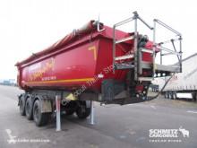 Návěs korba Schmitz Cargobull Semitrailer Tipper Steel half pipe body 24m³