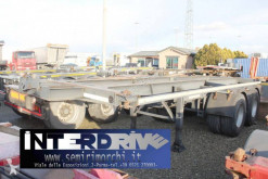 Semitrailer containertransport Acerbi semirimorchio portacontainer