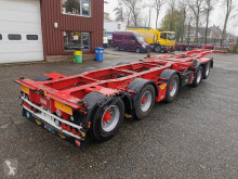 Broshuis 2 CONnect - 2AKCC + 3AKCC - 5-assen SAF - Drumbrakes - LED lights (O476) semi-trailer used container
