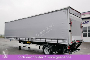 Krone SEP 10 CITY GARDINE KRONE 1-achs TRIDEC LBW semi-trailer new tarp