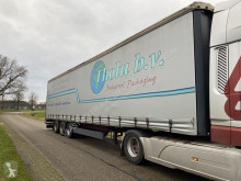 Pacton LXD 339 mega alu boards semi-trailer used tautliner