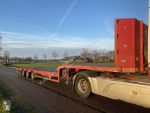 Semiremorca transport utilaje Broshuis Semi loader extension