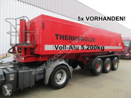 Meierling tipper semi-trailer MSK 24 MSK 24 Voll-Alu Iso-Kastenmulde, ca. 25m³, 5x vorhanden