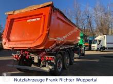 Schmitz Cargobull SKI 24 SL,El.Schiebeverd.,Liftachse,E semi-trailer used tipper