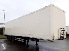 Sættevogn kassevogn med flere niveauer Krone
