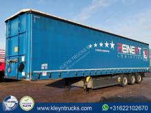Dinkel SCHIEBEPLANE GABELST semi-trailer used tautliner