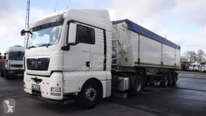 Schmitz Cargobull 50m3 semi-trailer used cereal tipper
