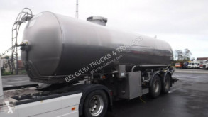 ETA lait semi-trailer used food tanker