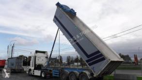Stas half-pipe semi-trailer 30m3
