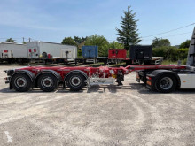 Semiremorca transport containere Fliegl Vario V1 dispo Usine