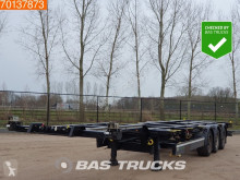 Cimc SC03 20-30-40 Ft. Extendable Multifunctional Chassis Liftachse semi-trailer used container