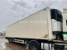 Semi remorque Chereau Tiefkühlkoffer Carrier Maxima 1300 LBW Liftachse isotherme occasion