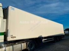 Trailer Chereau Tiefkühlkoffer Carrier Maxima 1300 LBW Liftachse tweedehands koelwagen