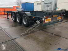 Semi remorque porte containers Fruehauf 20-30-40 ft OCCR 39 327 TOP Condition