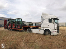Nooteboom heavy equipment transport semi-trailer OSD 39vv