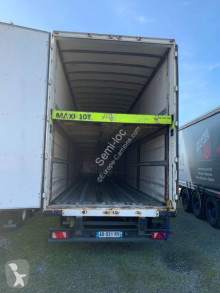 Samro semi-trailer used double deck box