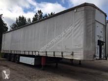 Samro semi-trailer used tautliner
