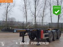 Kässbohrer CS 1x20Ft. ADR Liftachse semi-trailer used