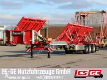 Faymonville flatbed semi-trailer 3-Achs-Schräglader - 1 Nachlauflenkachse - tele