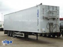 Knapen K 100, 92m³, 10mm Boden, Funk, Plane semi-trailer used moving floor