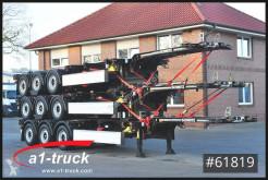 Semi remorque Schmitz Cargobull 3 er Paket Multi 20 bis 45 , Front + Heckauszug châssis occasion