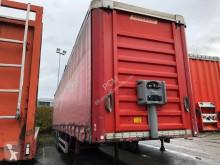 Semitrailer skjutbara ridåer (flexibla skjutbara sidoväggar) Fruehauf TAUTLINER- PLSC ESSIEU RELEVABLE CT 11/2021