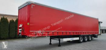 Krone semi-trailer used tautliner
