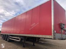 Samro Express semi-trailer used plywood box