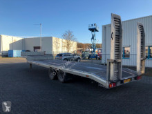 Veldhuizen Semi dieplader, BE oplegger, 15 ton semi-trailer used flatbed
