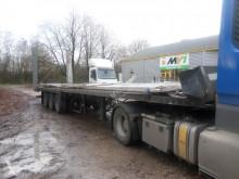 Fruehauf FKSRT4 semi-trailer damaged tautliner