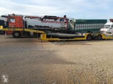 Pavelli Non spécifié semi-trailer used heavy equipment transport