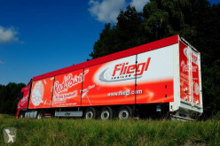 Fliegl moving floor semi-trailer 92 m3