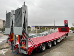 Fliegl heavy equipment transport semi-trailer Liftmaster dispo début Juin