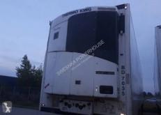 Náves chladiarenské vozidlo Krone SDR 27