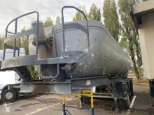 Semitrailer General Trailers ronde lastvagn bygg-anläggning begagnad