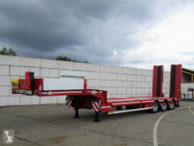 Faymonville semi-trailer new heavy equipment transport