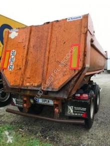 Semitrailer Kaiser Non spécifié vagn för stengrundsläggning begagnad