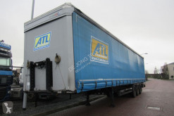 Kögel tautliner semi-trailer S24 / Curtainside trailer / SAF Axles / Disc brakes