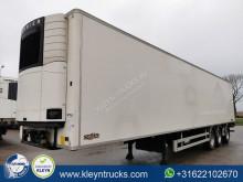 Chereau 2.5 TONS TAILLIFT last axle steering semi-trailer used mono temperature refrigerated