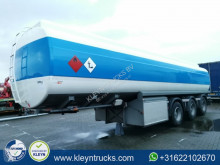 Semirremolque FUEL 47000 L 5 COMP. top + bottom filling cisterna usado