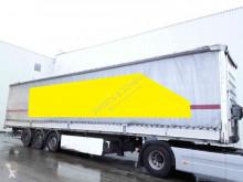 Sættevogn palletransport Fruehauf Oplegger Ridelles