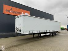 Krone Neue XL-Plane, BPW, NL-Auflieger, APK 9/2021 semi-trailer used tautliner