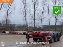 Broshuis 3UCC-39 Middle Extendable Multifunctional 2x20-1x30-1x40-1x45 semi-trailer used container