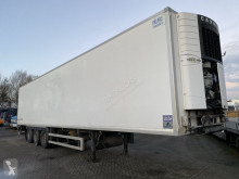 Fruehauf 3 AS - SAF - DISC BRAKES + CARRIER VECTOR 1850 + LAADKLEP semi-trailer used mono temperature refrigerated