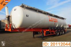 Benalu Bulk silo 62 cub semi-trailer used tanker