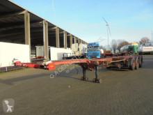 Semitrailer containertransport D-TEC MT3L